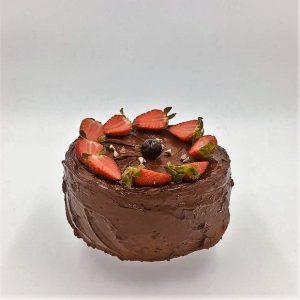 Devil´s Food Cake con Arequipe
